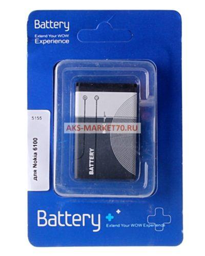 Аккумулятор для телефона - Econom для Nokia 6100 BL-4C