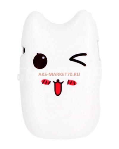 Портативный Mp3 плеер - Кот Саймона-03 (white)