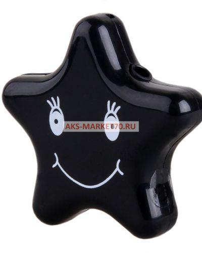 Портативный Mp3 плеер - Star (black)