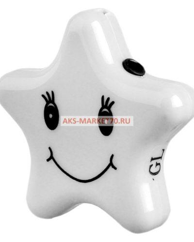 Портативный Mp3 плеер Star (white)