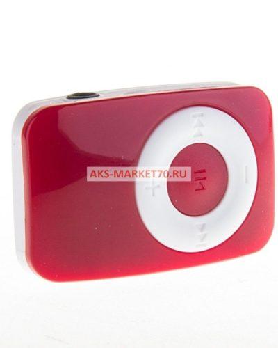 Портативный Mp3 G плеерlossar M02 (red)