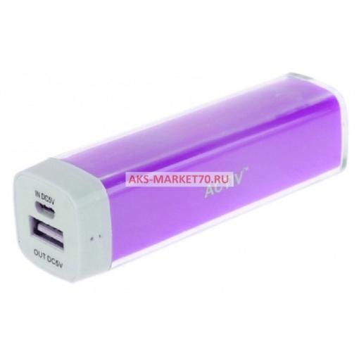 Внешний аккумулятор Activ PowerLife 2600-01 (rose)
