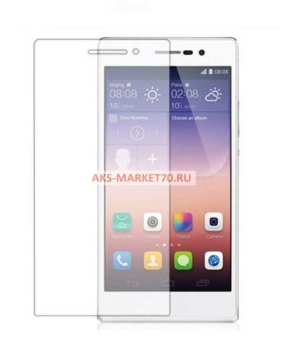 Защитное стекло для Huawei Ascend P6