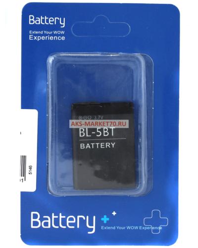 Аккумулятор для телефона Econom для Nokia 2600c BL-5BT
