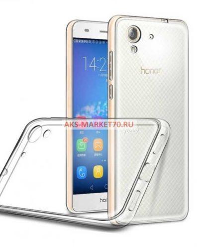 Силиконовый бампер для Huawei Y6II