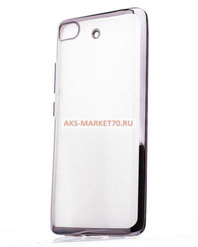 Чехол-накладка Activ Pilot для Xiaomi Mi 5S (silver)