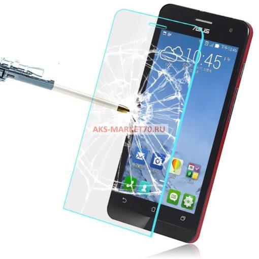 Защитное стекло прозрачное для Asus ZenFone ZB500KL