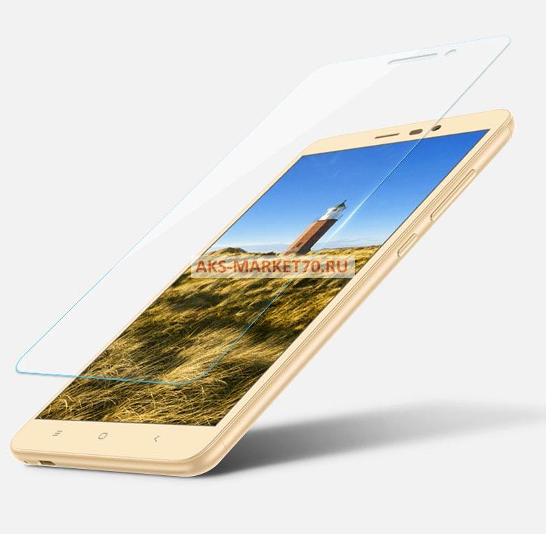 Защитное стекло прозрачное для Xiaomi Mi Max 2
