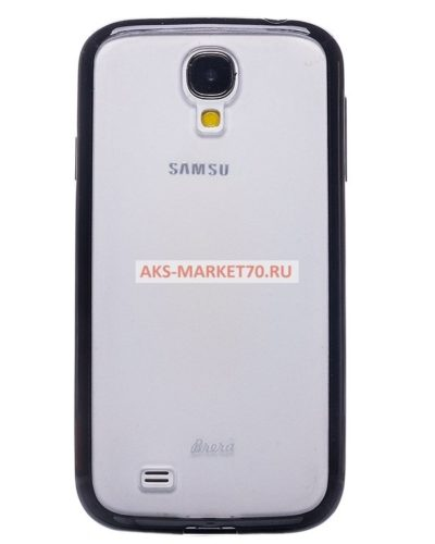 Чехол-накладка для Samsung Galaxy S4 (black)
