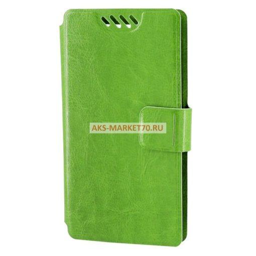 Универсальный чехол-книжка Activ Magic Spring Long 4.5-5.9 (green)
