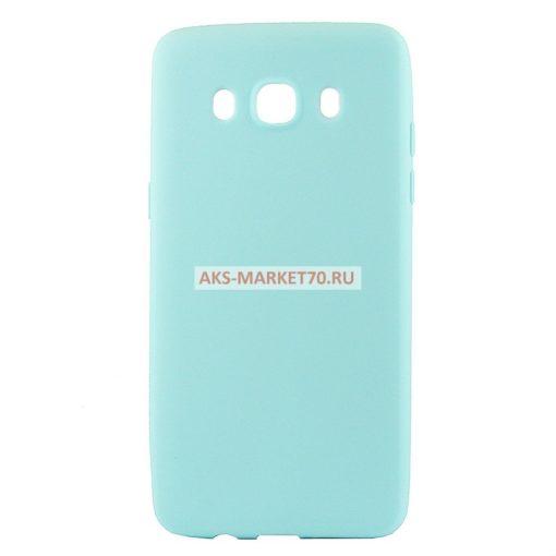 Чехол-накладка для Samsung Galaxy J5 (2016) (blue) SM-J510