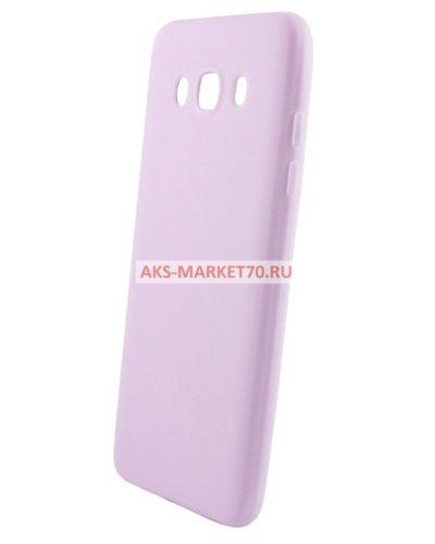 Чехол-накладка для Samsung Galaxy J5 (2016) (violet) SM-J510
