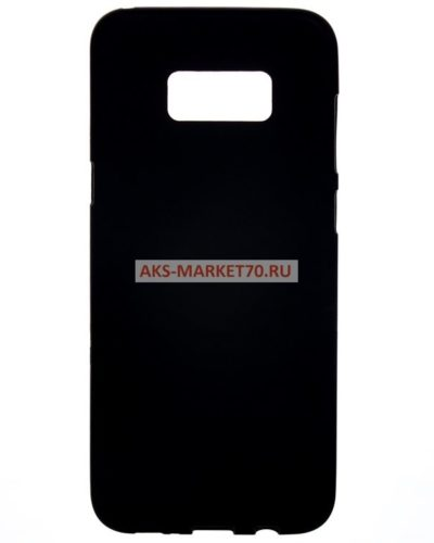 Чехол-накладка для Samsung Galaxy S8 Plus (black) SM-G955