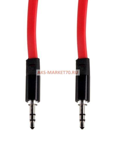 Аудио-удлинитель (папа-папа) Activ AU1 3,5 -3,5 (100 см) (red)