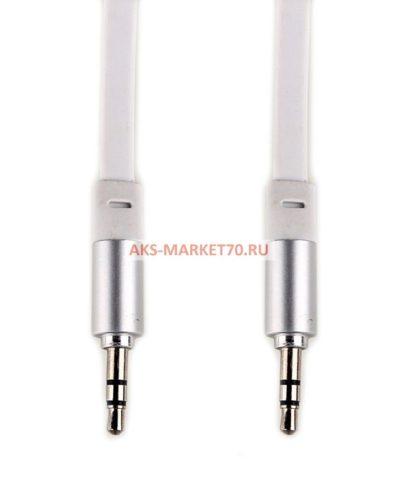 Аудио-удлинитель (папа-папа) Activ AU1 3,5 -3,5 (100 см) (white)