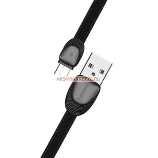 Кабель USB micro USB для HTC/Samsung 100см (black)