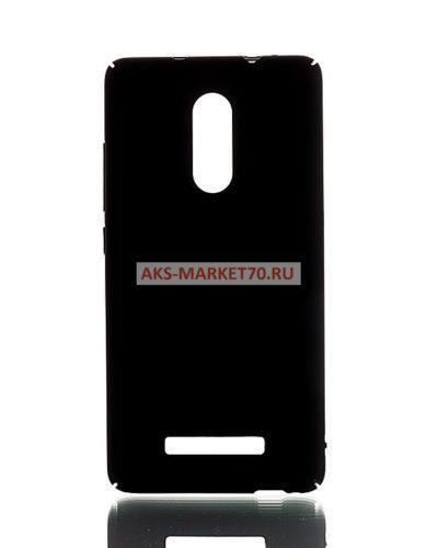 Чехол-накладка для Xiaomi Redmi Note 3 Pro (black)