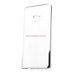 Чехол-накладка для Xiaomi Mi Note 2 (silver)