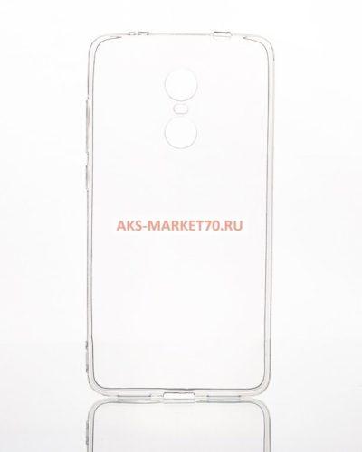 Чехол-накладка Ultra Slim для Xiaomi Redmi Note 4X (прозрачный)
