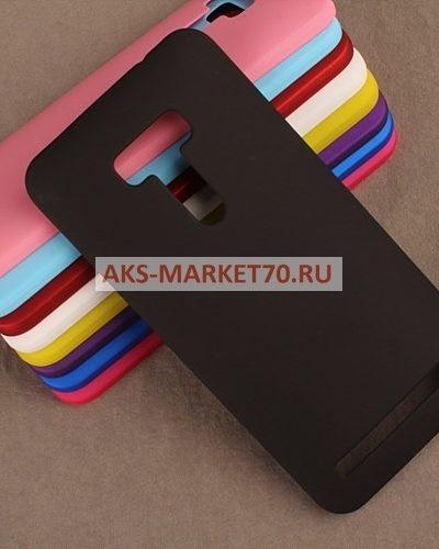 Чехол-пластик прорезиненный для Asus Z530