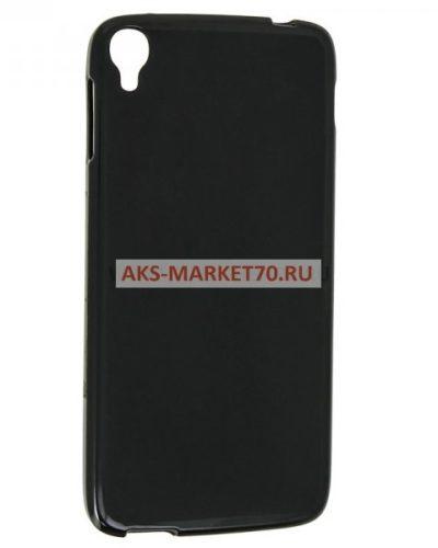 Чехол силиконовый(черный) Alcatel One Touch Idol 3 (5.5)