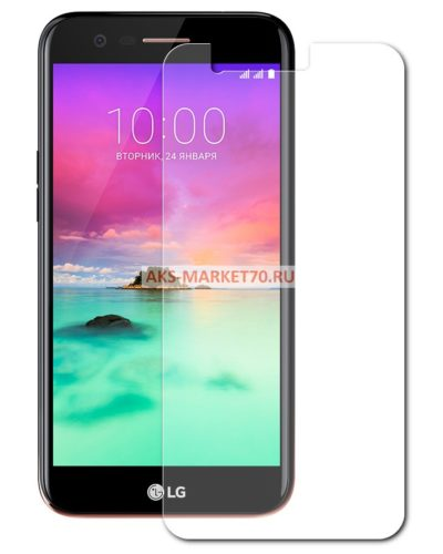 Защитное стекло для LG K10 2017