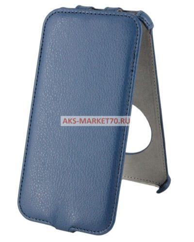 Чехол-книжка Activ Leather для Asus ZenFone Zoom (blue)