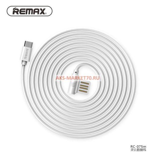 Кабель REMAX Rayen Data Cable Micro RC-075m