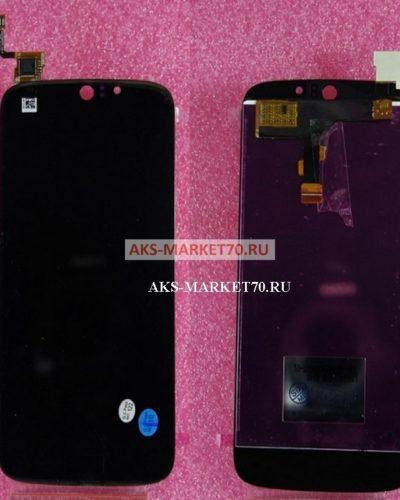 Дисплей Acer S57 (Jade Z) в сборе с тачскрином (черный)