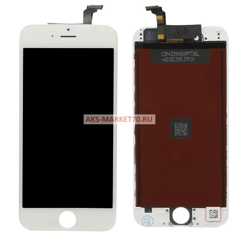 Дисплей iPhone 6S в сборе (белый) оригинал