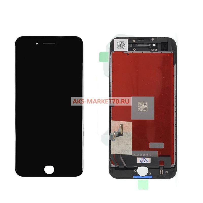 Дисплей iPhone 8 в сборе (черный) оригинал