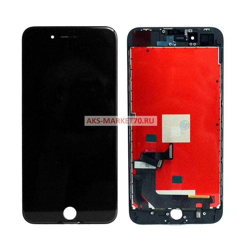 Дисплей iPhone 8 Plus в сборе (черный)