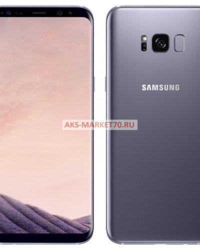 Смартфон Samsung G955 Galaxy S8 Plus 4G amethyst/серо-фиолетовый
