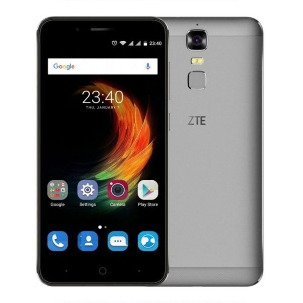 Смартфон ZTE Blade A610 Plus 4G gray/серый
