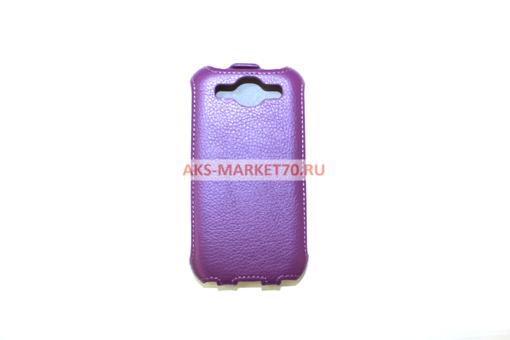 Чехол-книжка Aksberry для Samsung GT-i9300iGT-i9301 Galaxy S3 DuosS3 Neo (фиолетовый)