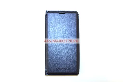 Чехол-книжка Aksberry Air Case для Samsung SM-A720F Galaxy A7 2017 (синий)