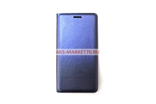 Чехол-книжка Aksberry Air Case для Samsung SM-J730 Galaxy J7 2017 (синий)