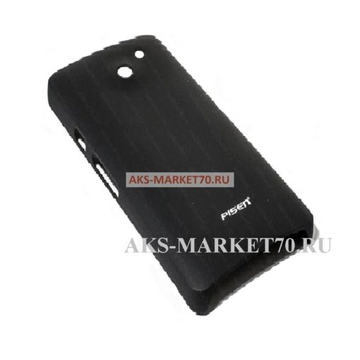 Кейс ультратонкий Pisen Huawei D2 матовый (черный)