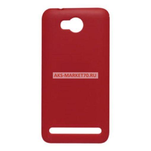 Чехол-накладка  для Huawei Honor Y3II (красный)