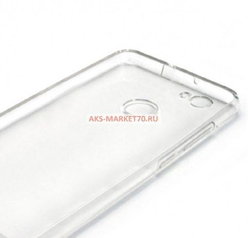 Чехол-накладка Huawei Nova силиконовый  (прозрачный)