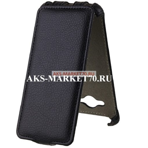 Чехол Flip Activ Leather Huawei Ascend Y530 (black)