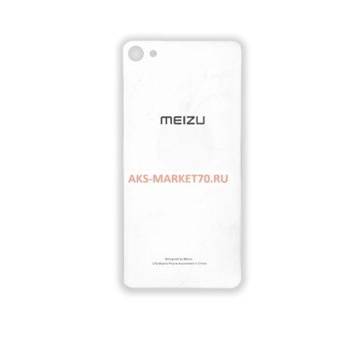 Задняя крышка Meizu U20 (белая)