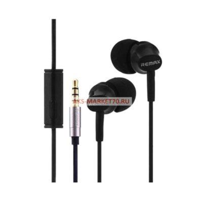 Наушники Remax RM-501 с МК Black