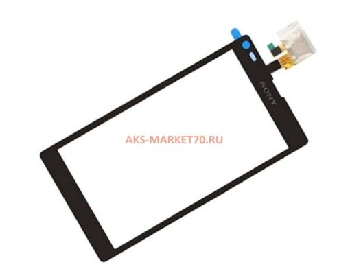 Touch screen Sony C2105 Xperia L (черный)