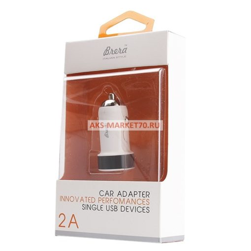 Автомобильный адаптер Brera CAU1-2A