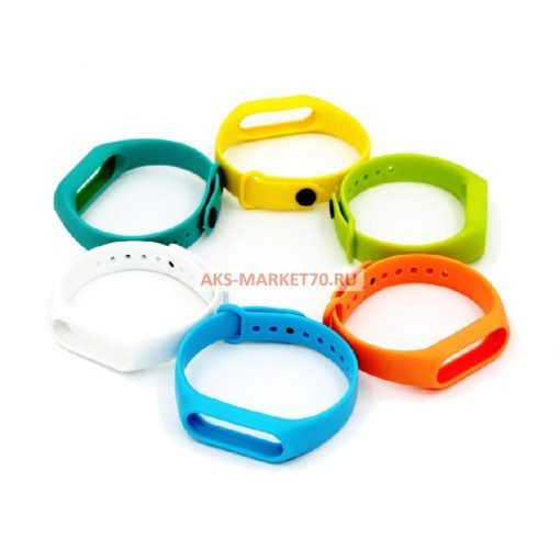 Ремешки для фитнес-браслета Xiaomi Mi Band 2