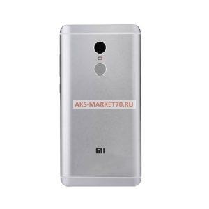 Задняя крышка Xiaomi Redmi Note 4 (серый)