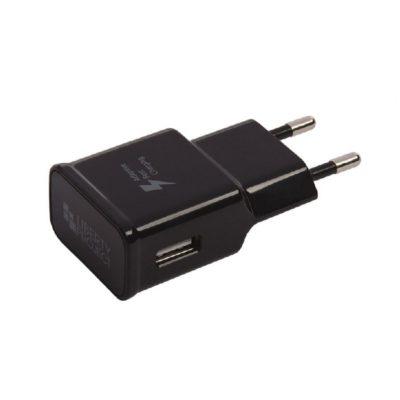 "СЗУ ""LP"" c выходом USB 1000mA Black европакет Sale"