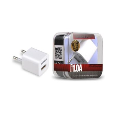 СЗУ Remax 1USB mini U5 RMT5288 White