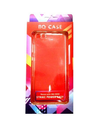 Чехол-бампер для BQ-5058(прозрачный)
